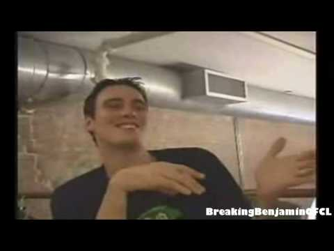 The Funniest of Benjamin Burnley - (Breaking Benjamin)