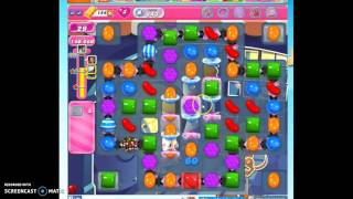 Candy Crush Level 843 help w/audio tips, hints, tricks