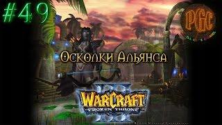 Warcraft 3 The Frozen Throne (TFT) прохождение. Осколки Альянса [#49]
