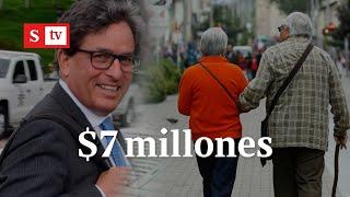 ¿Gravar las pensiones? Alberto Carrasquilla responde a la controversia   Vicky en Semana