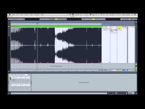 Free Ableton Plug-in - Bass Kleph's Easy Wash Out