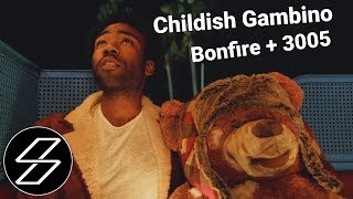 Childish Gambino - 3005 Bonfires (3005 and Bonfire Mashup)