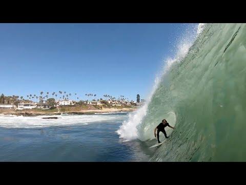 San Diego Summertime June 2018 featuring Lucas Dirkse, Ian Rotgans, and Tosh Tudor   SURFER Bitesize