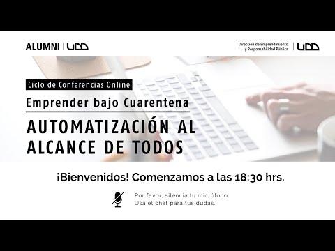 Ciclo de Webinars Emprender Bajo Cuarentena: