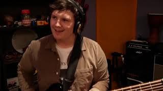 Jake Regan - Brassneck (The Wedding Present), Live at Ailfionn Studios