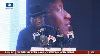 Book Launch: Former President Goodluck Jonathan Unveils Memoir Pt.3 | Special Report |
