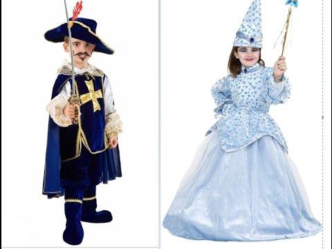 Видео Карнавальный костюм купить детский