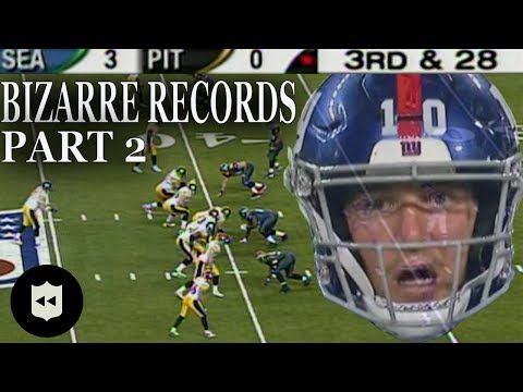 The Most Bizarre Playoff Records of All-Time | NFL Vault