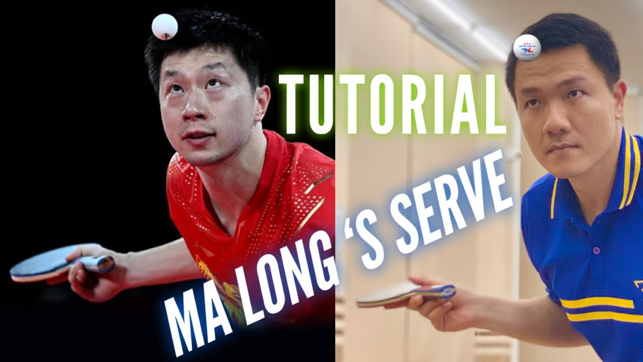 MA LONG's Serving Secret    Very detailed instructions by Ti Long