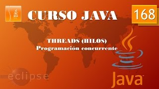 Curso Java. Threads I. Programación de hilos. Vídeo 168