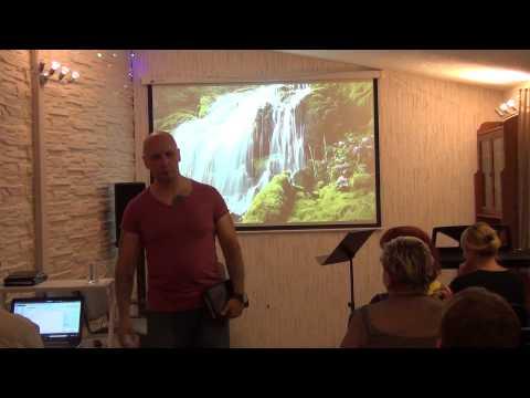 Artur Ceroński-JEZUS JEST PANEM(Częstochowa,K.P.E.,03.09.2015r.)-poselstwo ewangelii,nauczanie