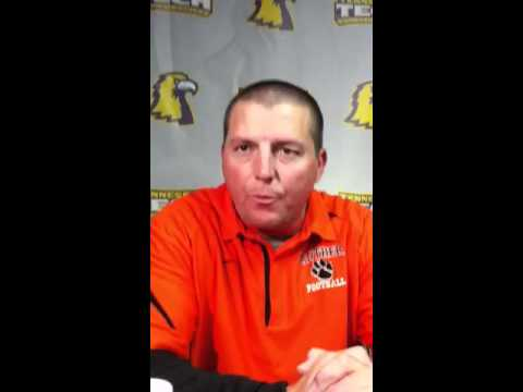 Powell coach Matt Lowe on loss to Henry County - YouTube