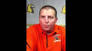 Gambar cover Powell coach Matt Lowe on loss to Henry County