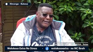 SAM BAGENDA (DR. BBOSA) The life-story of the prominent Ebonies actor and legend -MC IBRAH INTERVIEW