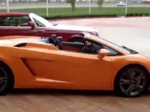2008 Lamborghini Gallardo Spyder Review Youtube