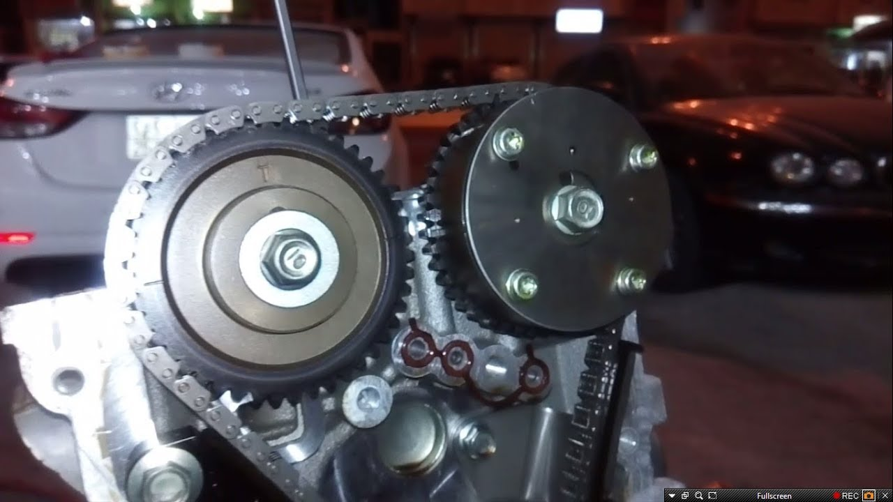 Timing Belt Kit 05 Mazda 6