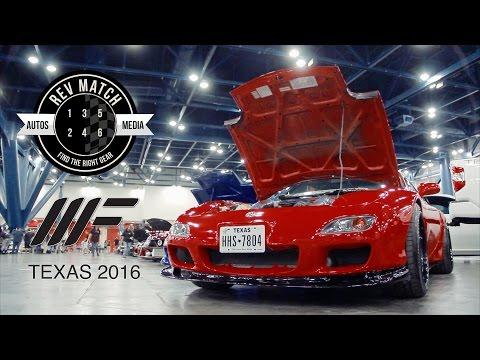Rev Match Media- Wekfest Texas 2016