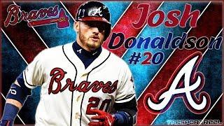 Josh Donaldson   2019 Braves Highlights Mix ᴴᴰ