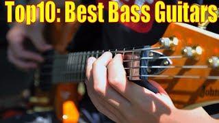 Top10: Best Bass Guitars (May. 2017)  #BassGuitars