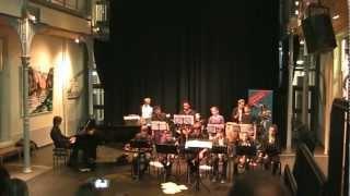 "Delft Junior Bigband o.l.v. Søren Ballegaard ""Chameleon"""