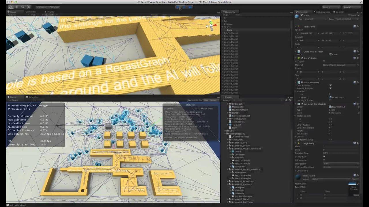 Arongranberg com – Game Development with Unity 3D