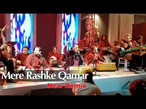 Mere Rashke Qamar New Remix by Ustad Rahat Fateh Ali Khan