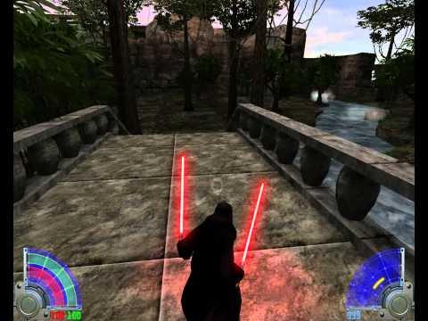 Jedi Academy kotf читы моды бесконечная сила