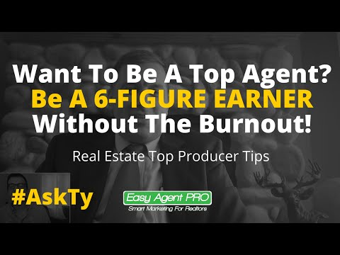 How A Former Top Producer Became A Real Estate Agent, Earned A 6-Figure Income, & Avoided Burnout