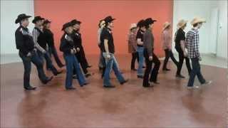 BLACK COFFEE Line Dance - compte et danse