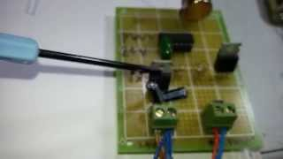 HOW TO MAKE PWM CIRCUIT USING LM324 OP AMP ( 2 of 4)