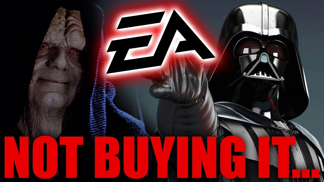 Ea Is Fully Committed To Star Wars Games By Cancelling