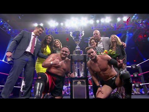 NXT TakeOver Respect: FULL SHOW Review: Sasha vs Bayley   Balor & Samoa Joe vs Corbin & Rhyno