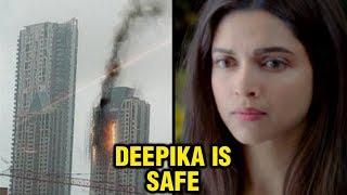 Deepika Padukone REACTS On Fire In Her Building BeauMonde Towers   Prabhadevi