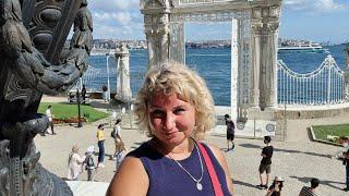 Стамбул ПРИЛЕТЕЛИ в Stanbul New Airport Бюджетный Hotel Arena в Султанахмет Ресторан My Terrace