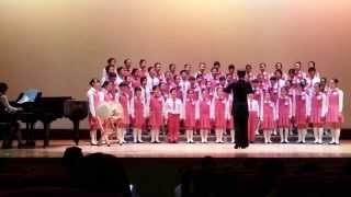 2013년도서울시합창대회 우승곡 - 아름다운나라