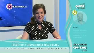 KosmikaTV: Vedeževalka Špela - Procesi razreševanja (23.5.2017)