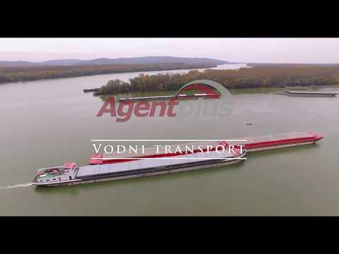 vodni transport u organizaciji Agent Plusa