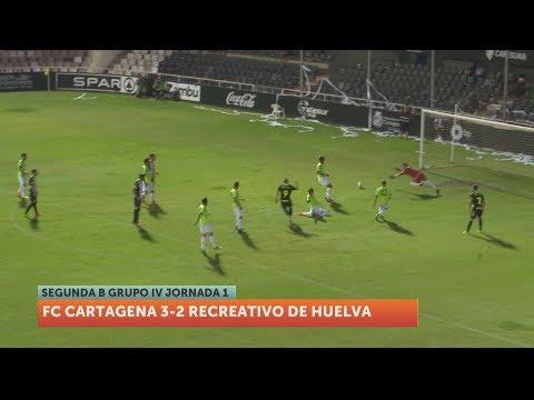 FC Cartagena 3-2 Recreativo