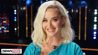 Katy Perry Clarifies FARTING Incident On 'American Idol!'