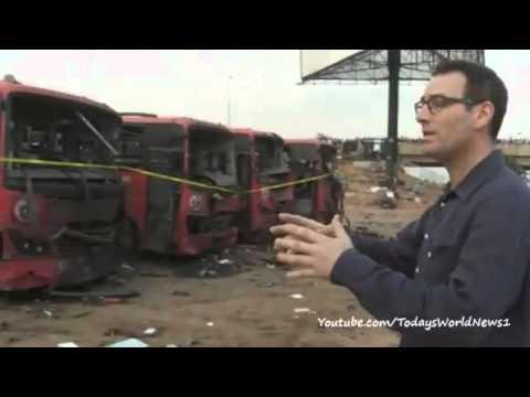 Nigeria bus station blast: BBC at the scene