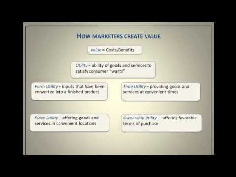 Introduction to Marketing: How Marketers Create Value | Episode 49