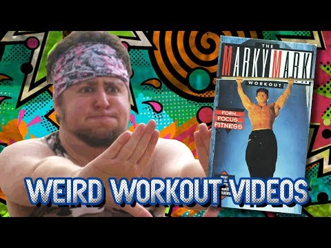 Weird Workout Videos – JonTron