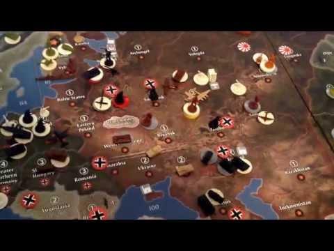 Game 5 - Chris & Brian - Axis & Allies Global 1940