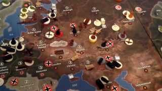 Game 5 - Chris & Brian - Axis & Allies Global 1940