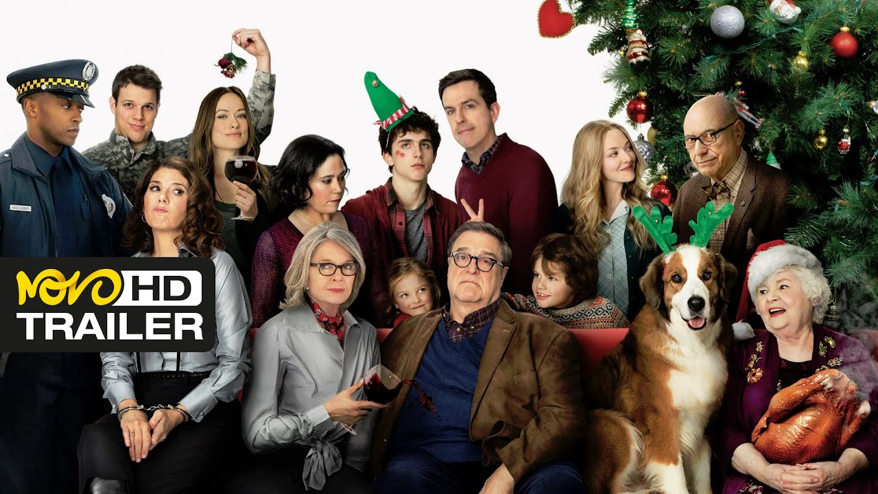 Love the Coopers - Diane Keaton, John Goodman 2015 [HD] - YouTube