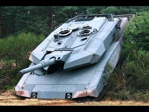 LEOPARD 3 - So werden die modernen Panzer gebaut! - Dokumentation 2016 (NEU in HD)