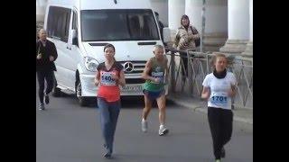 Пробег Пушкин- Санкт-Петербург- 2015. Часть 1