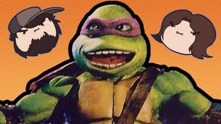 Teenage Mutant Ninja Turtles: Tournament Fighters - Game Grumps VS