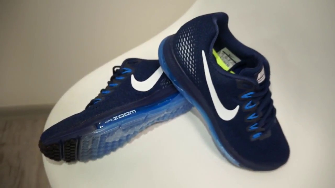 Nike Air Zoom All Out Blue White