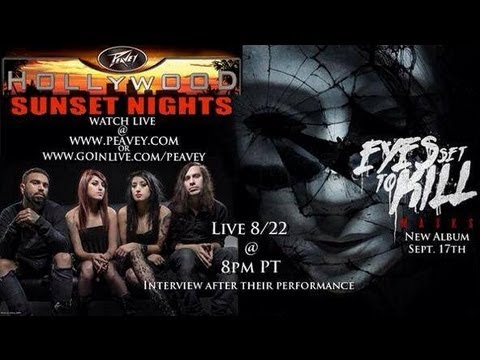 Eyes Set To Kill - Infected Live (22.08.13)